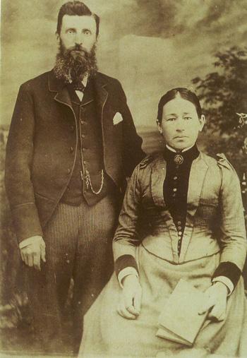 Jebez & Lettice Payne